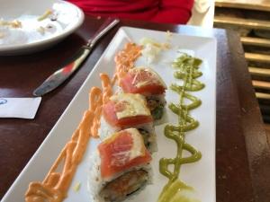 Copper Wok Sushi
