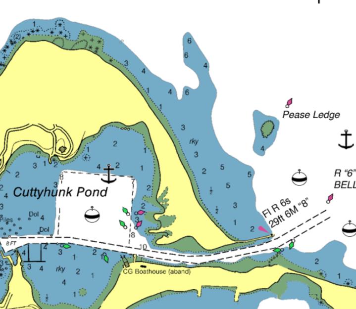 Cuttyhunk Channel
