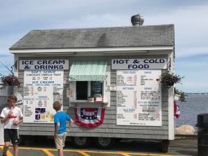 Mattapoisett Ice Cream Stand