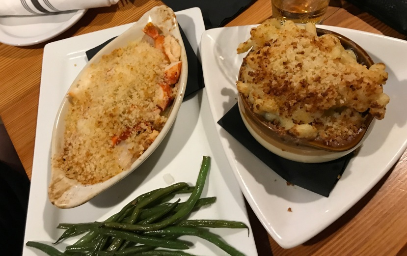 Baked Seafood - Brew Fish