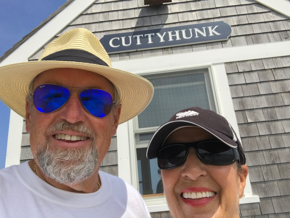 Cuttyhunk Dave and Sue