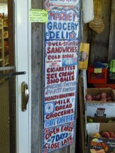Cuttyhunk Grocery Store