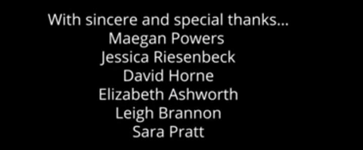 Rebecca Correia Credits