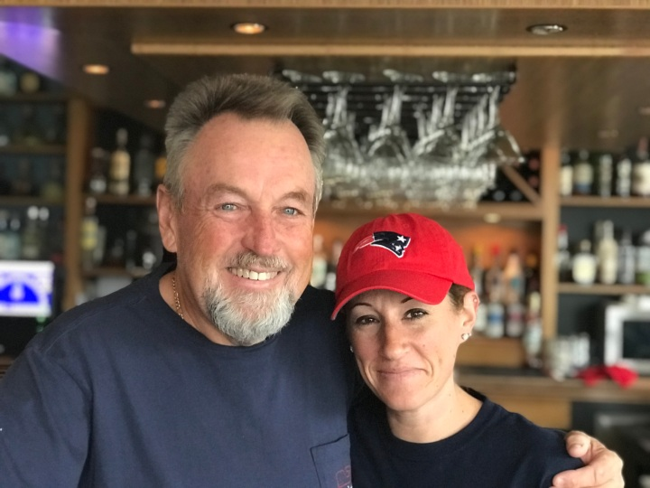 Dave and Tara Turks
