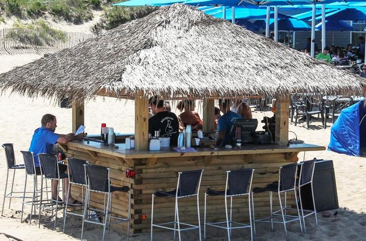 Ballards Tiki Bar