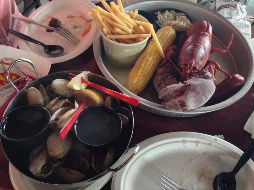 Lookout Clam Bake