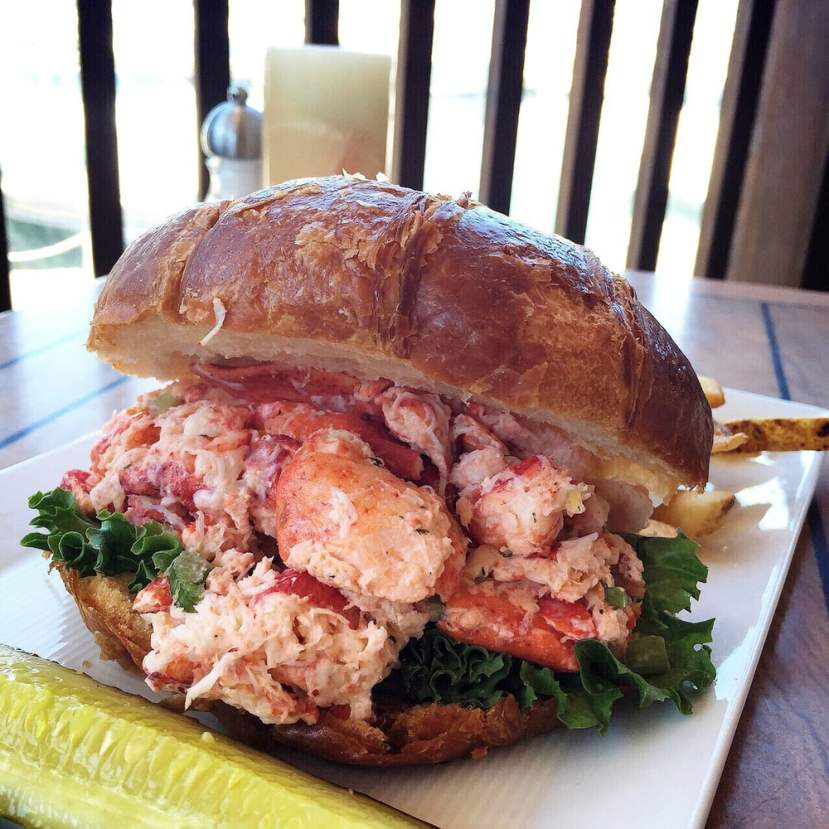 Mooring Lobster Roll