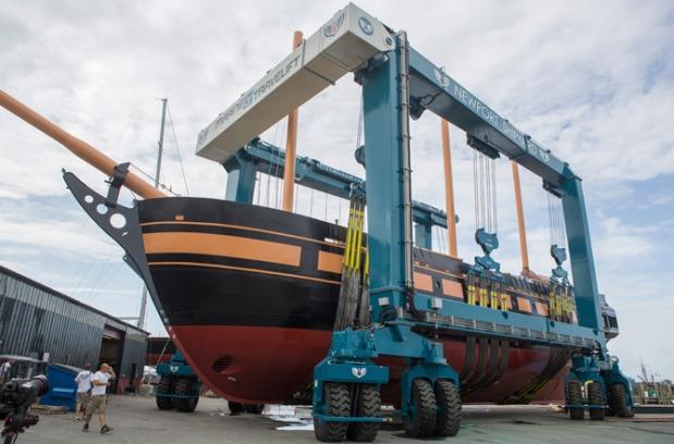 Newport Shipyard 4