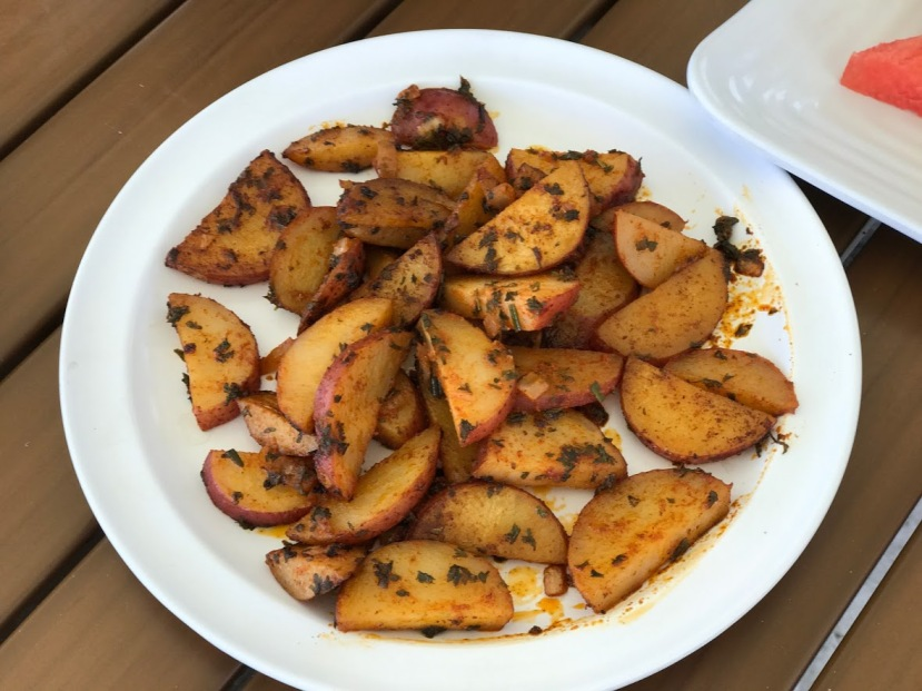 Newport Shipyard Home Fries