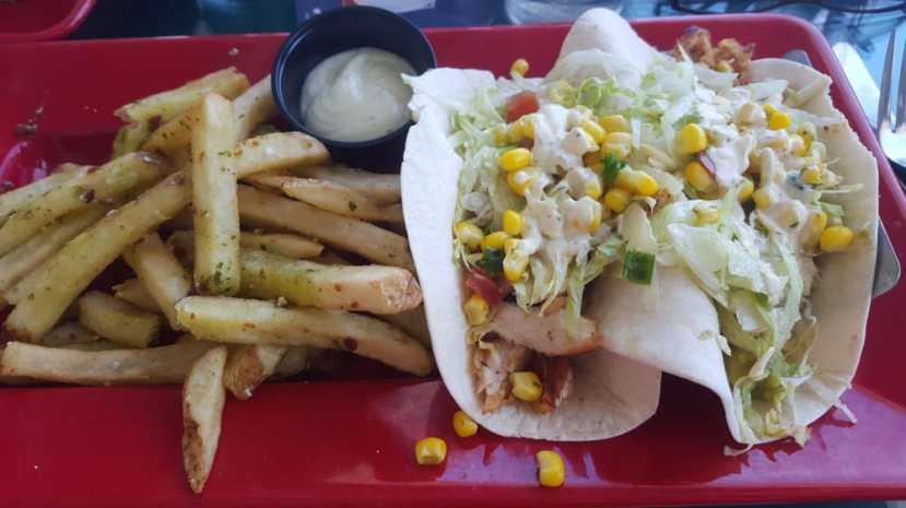 NH Fish Tacos