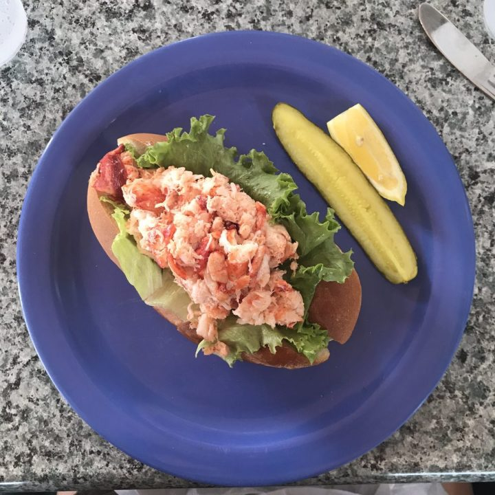 Oar Lobster Roll