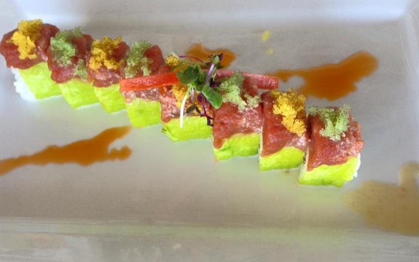 Oar Tuna Sushi