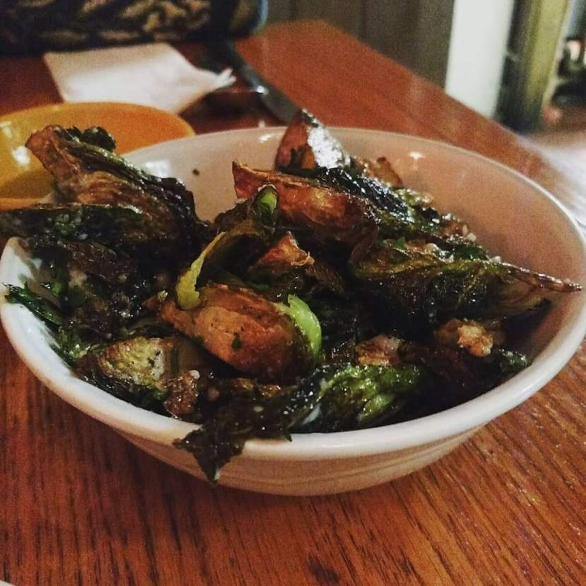 Red Cat Brusells Sprouts
