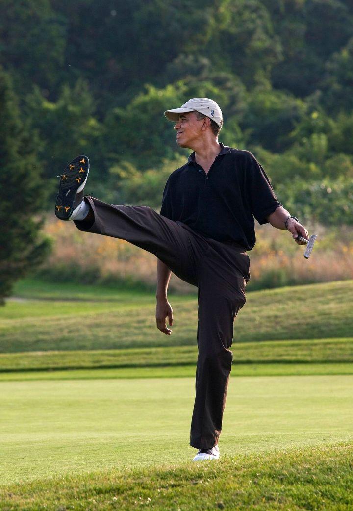 Farm Neck Obama