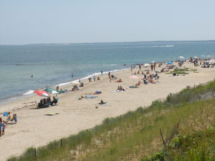 Oak Bluffs Beach