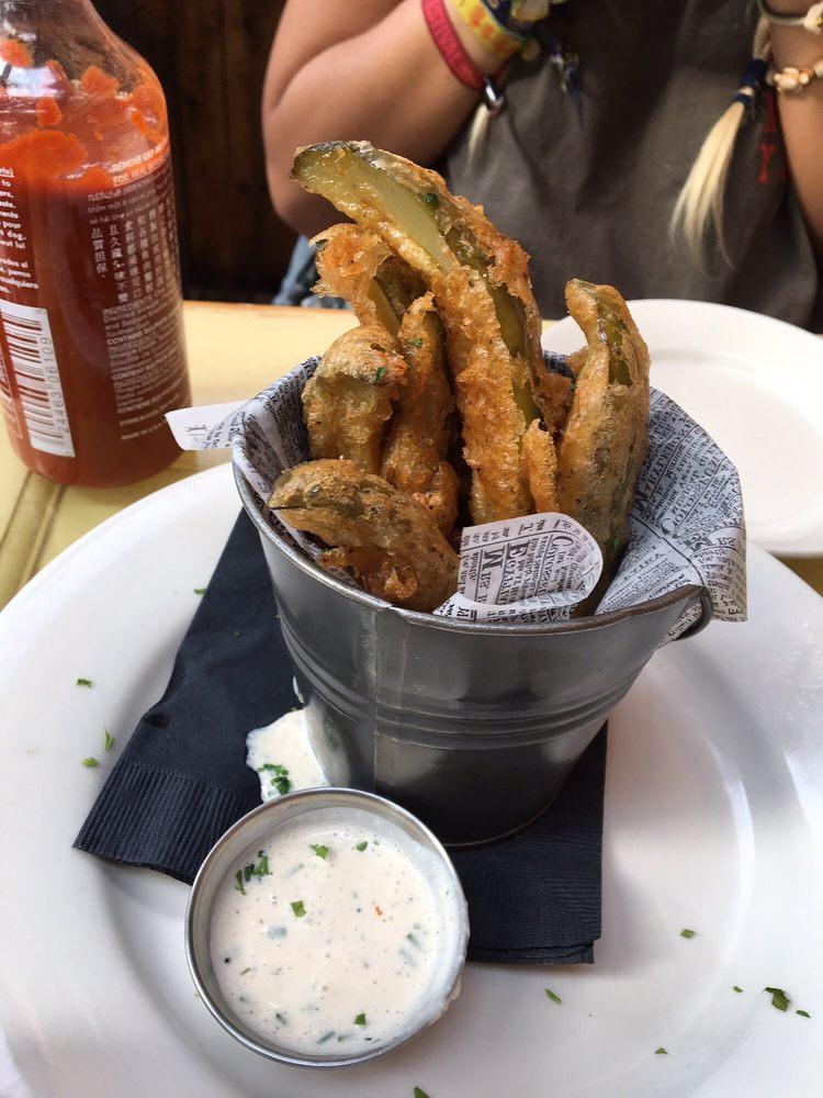 Wharf Pub - Pickles