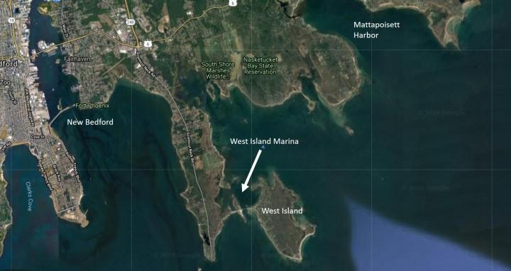 Wesr Island Marina