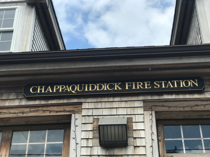 Chappy Fire Station