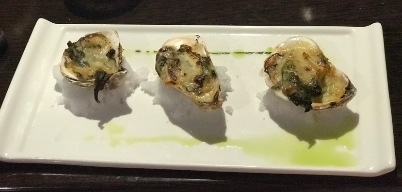 Isola Oysters