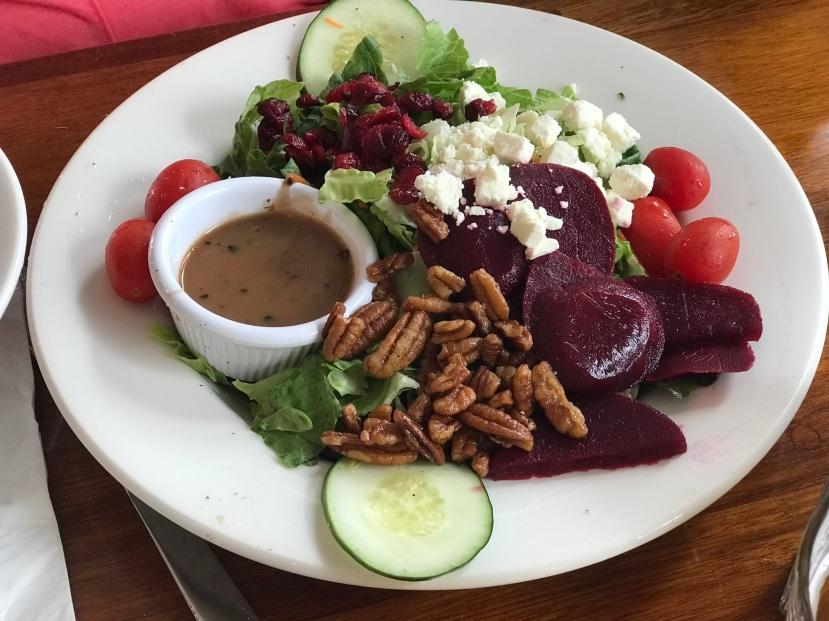 Seafood Shanty Beet Salad