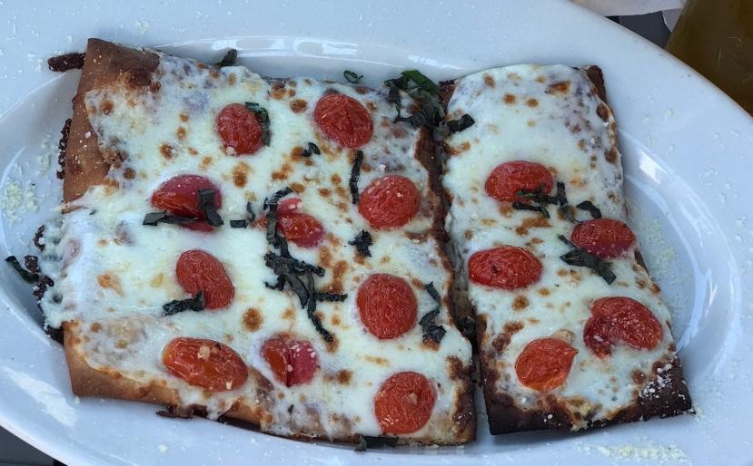 Seafood Shanty - Margarita Flatbread