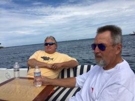 Mark and David 2017