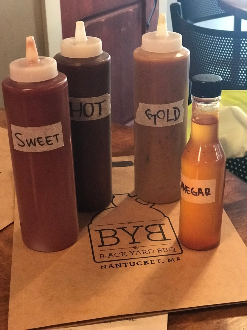 BYB Sauces